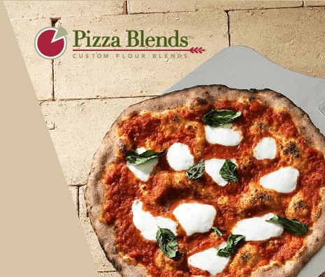 Mozzarella and spinach Artisan pizza
